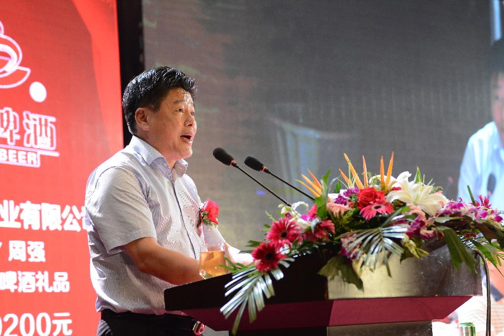 赣州市福建商会第三届理事会会长 林阿龙作工作报告